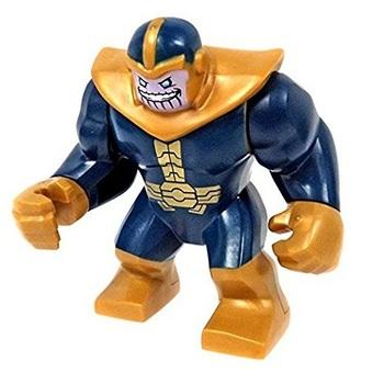 Минифигурка Танос / Thanos
