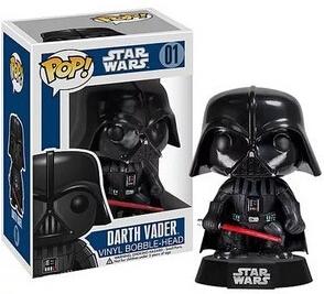 Фигурка-башкотряс Funko Дарт Вейдер Звёздные Войны / Darth Vader Star Wars