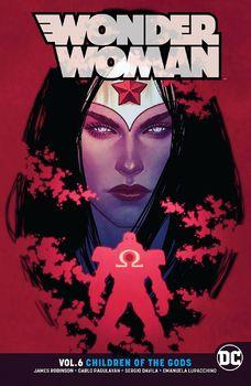 DC Universe. Wonder Woman. Vol. 6: Children of the Gods TPB
