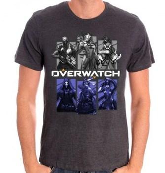 Официальная футболка Overwatch