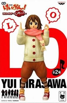 Фигурка Кэйон! / Hirasawa Yui K-ON! Movie (LO)
