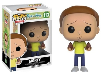 Фигурка Funko Морти (Рик и Морти) / Morty (Rick and Morty)
