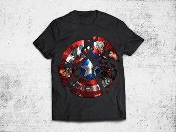 Avengers футболка