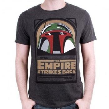 Официальная футболка Боба Фетт Звёздные Войны / Boba Fett Star Wars