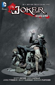 The Joker. Endgame HC