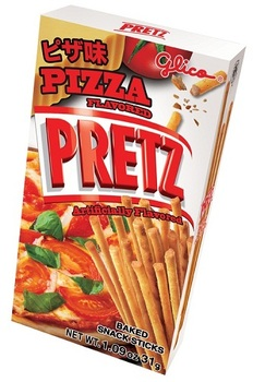 Pretz Пицца 31 г.