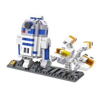 Конструктор LOZ Р2-Д2 Звёздные Войны / R2-D2 Star Wars