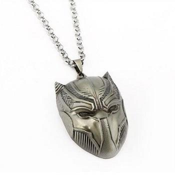 Кулон Чёрная Пантера / Black Panther