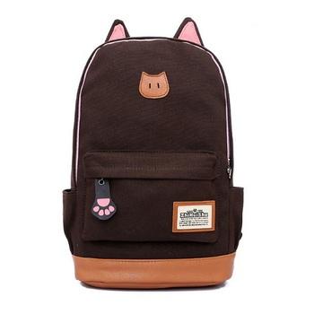 Рюкзак Cat Ears Brown