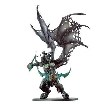 Фигурка DC Unlimited Иллидан / Illidan World of Warcraft
