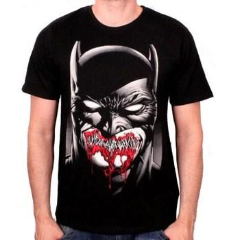 Официальная футболка Бэтмен / Batman