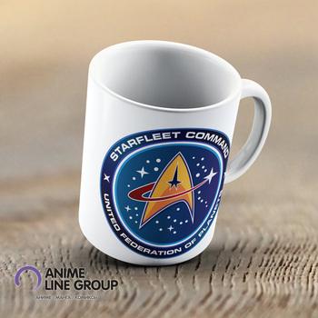 Чашка Star Trek