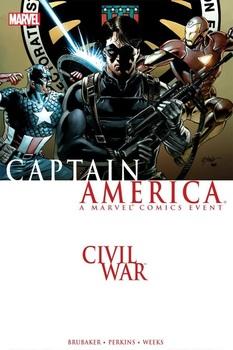 Civil War. Captain America TPB
