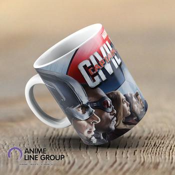 Чашка Civil War