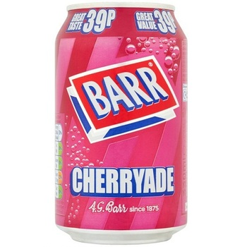 Barr Cherryade Вишневый Лимонад (Банка 330 мл)