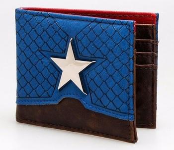 Бумажник Капитан Америка / Captain America