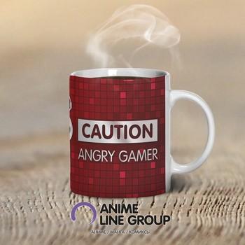 Чашка Hardcore Gamer
