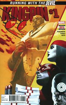 Kingpin #1 Cover A Regular Jeff Dekal Cover