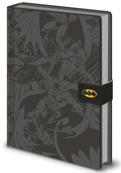 Официальный блокнот Бэтмен / Batman