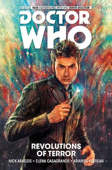 Doctor Who. The Tenth Doctor. Vol. 1: Revolutions of Terror HC