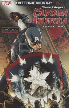Captain America Steve Rogers #1 Cover I FCBD 2016 Regular Edition