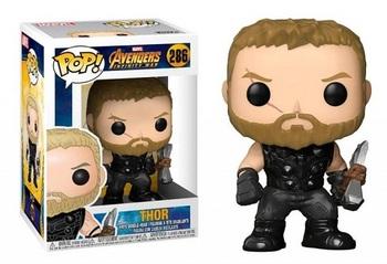 Фигурка-башкотряс Funko Тор (Война Бесконечности) / Thor (Infinity War)