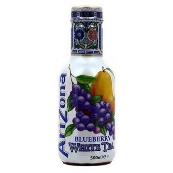 AriZona Белый чай Черника и Груша (Бутылка 500 мл)