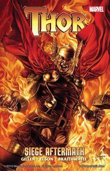 Thor. Siege Aftermath TPB