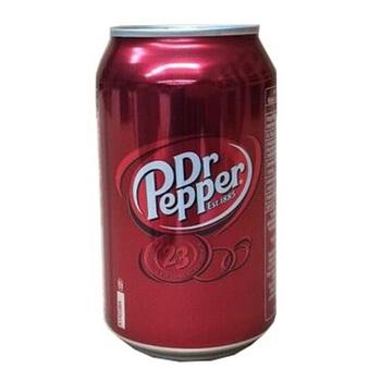 Dr Pepper (Банка 330 мл)