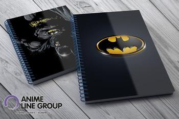 Скетчбук Batman