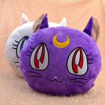 Подушка Луна Сейлор Мун / Luna Sailor Moon