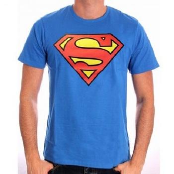 Официальная футболка Супермен / Superman