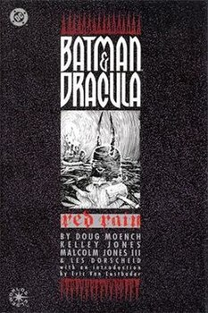Batman & Dracula. Red Rain HC