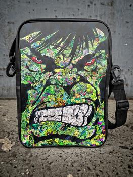 Hulk рюкзак/сумка