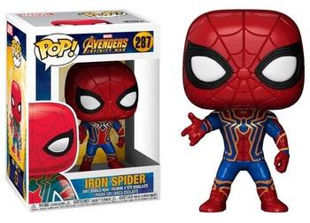 Фигурка-башкотряс Funko Железный Паук (Война Бесконечности) / Iron Spider (Infinity War)