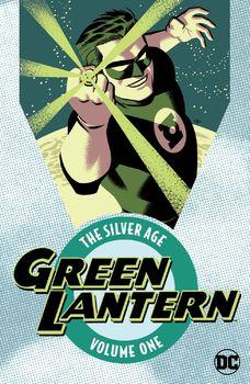 Green Lantern. The Silver Age. Vol. 1 TPB