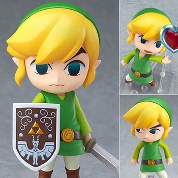 Фигурка Nendoroid Линк / Link The Legend of Zelda