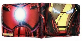 Бумажник Железный Человек / Iron Man