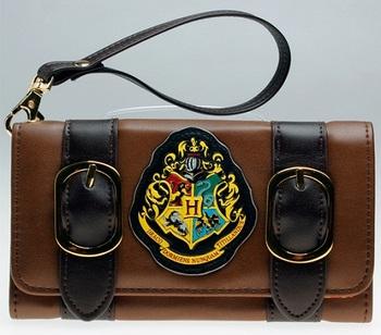 Бумажник Хогвартс Гарри Поттер / Hogwarts Harry Potter