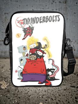 Deadpool рюкзак/сумка