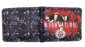 Бумажник Сверхъестественное / Supernatural