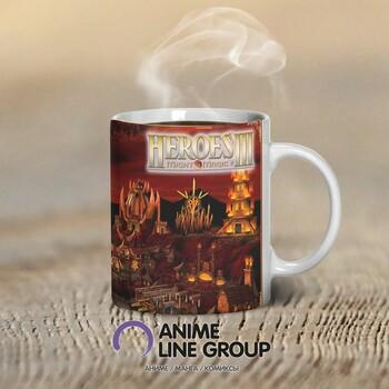 Чашка Heroes of Might and Magic 3
