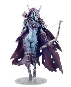 Фигурка Сильвана / Sylvanas Windrunner World of Warcraft