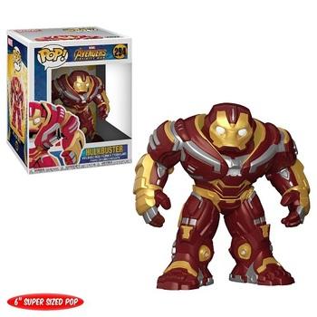 Фигурка-башкотряс Funko Халкбастер (Война Бесконечности) / Hulkbuster (Infinity War)