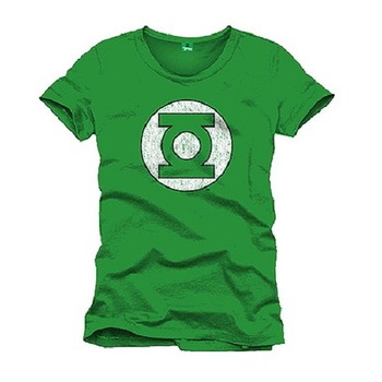 Футболка Зеленый Фонарь / Green Lantern