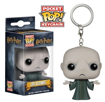 Брелок-фигурка Funko Лорд Волан-де-Морт Гарри Поттер / Lord Voldemort Harry Potter