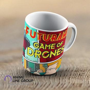 Чашка Futurama