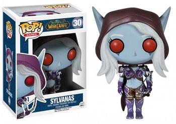 Фигурка Funko Сильвана / Sylvanas World of Warcraft
