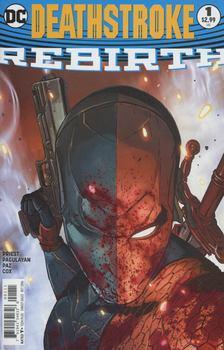 Deathstroke. Rebirth #1 Cover A Regular Aco Cover