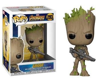 Фигурка-башкотряс Funko Грут (Война Бесконечности) / Groot (Infinity War)